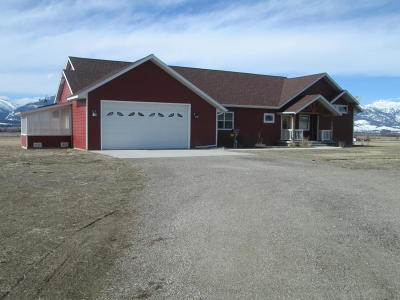 Ravalli County Single Family Home For Sale: 1891 Sutherland Ln