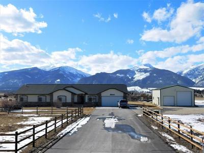 Stevensville Single Family Home For Sale: 362 Moiese Ln