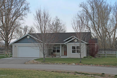 Corvallis Single Family Home For Sale: 321 Adams Park Loop