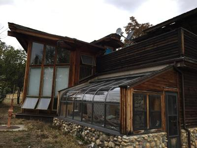 Ravalli County Single Family Home For Sale: 5728 Old Us Highway 93