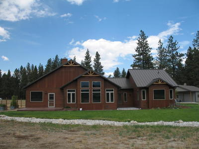 Hamilton Single Family Home For Sale: 165 Cooper Loop