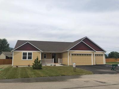 Hamil Single Family Home For Sale: 515 Wildflower Cir