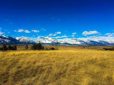 Ravalli County Residential Lots & Land For Sale: 510 Palfiena Trl