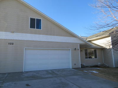Ravalli County Condo/Townhouse For Sale: 122 Turner St #Unit 2
