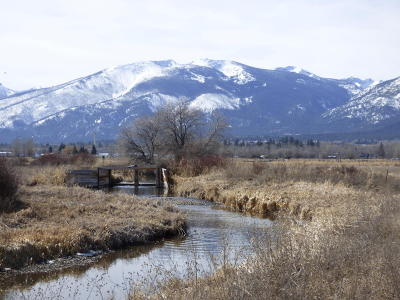 Ravalli County Residential Lots & Land For Sale: 680 Old Corvallis Rd