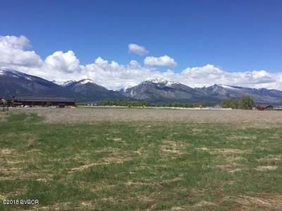 Ravalli County Residential Lots & Land For Sale: Nhn Tammany Ln