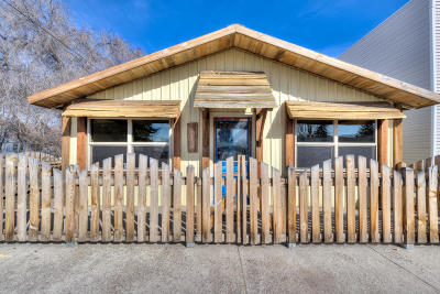 Ravalli County Single Family Home For Sale: 292 2nd St