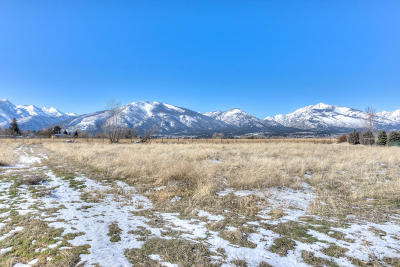 Ravalli County Residential Lots & Land For Sale: 567 Md Dr