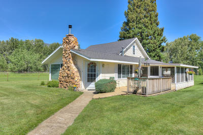 Ravalli County Single Family Home For Sale: 246 Otter Path Ln