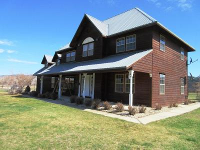 Darby Single Family Home For Sale: 125 Conner Dr