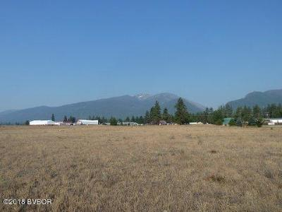 Ravalli County Residential Lots & Land For Sale: Nhn Peak View Dr