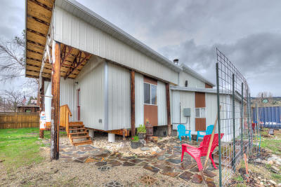 Darby Single Family Home For Sale: 306/308 E Tanner Ave