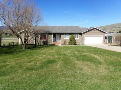 Missoula Single Family Home For Sale: 10560 El Toro Ln