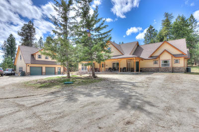 Victor Single Family Home For Sale: 1979 N Burr Rd