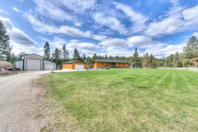 Hamilton Single Family Home For Sale: 489 Sheafman Creek Rd