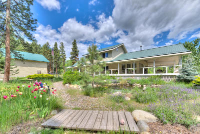 Hamilton Single Family Home For Sale: Mill Creek Hideaway