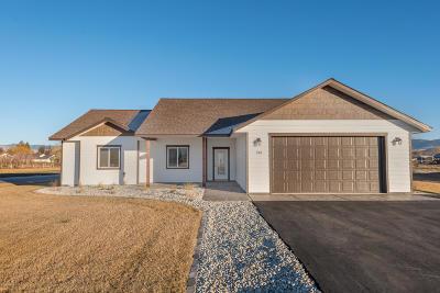 Corvallis Single Family Home For Sale: 154 Farm Land Ln