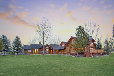 Corvallis Single Family Home For Sale: 533 Diamond 3 Rd