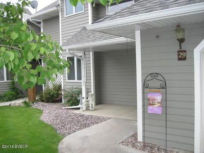 Hamilton Condo/Townhouse For Sale: 29 Cheyenne Trl