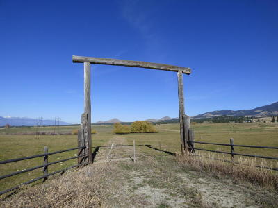 Ravalli County Residential Lots & Land For Sale: 1152 Hamilton Heights