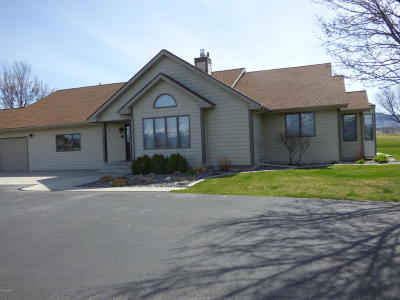 Ravalli County Single Family Home For Sale: 398 Eagle Ln