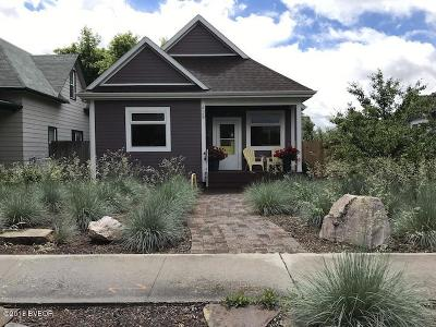 Missoula Single Family Home For Sale: 429 S 4th W St
