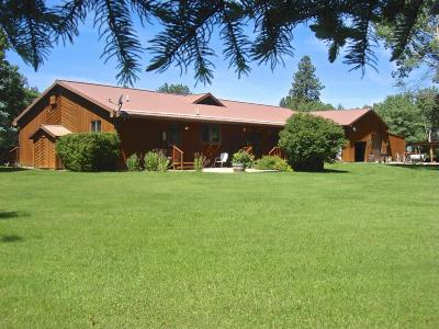Ravalli County Single Family Home For Sale: 75 Cattail Ln