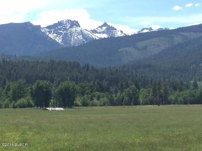 Ravalli County Residential Lots & Land For Sale: 789 Sweathouse Creek Rd