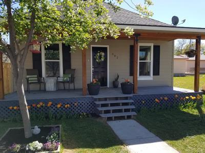 Stevensville Single Family Home For Sale: 502 Buck St