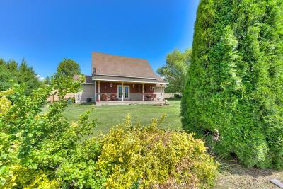 Stevensville Single Family Home For Sale: 305 Stevensville Airport Rd