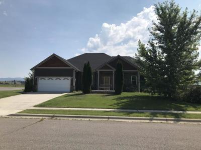 Stevensville Single Family Home For Sale: 300 Syringa St
