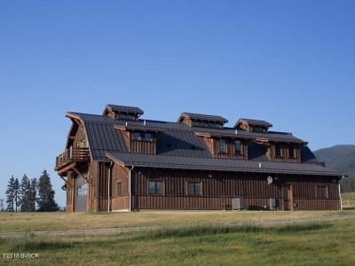Stevensville Single Family Home For Sale: 3737 Salish Trl