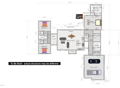 Corvallis Single Family Home For Sale: 118 Farm Land Ln