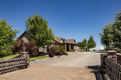 Ravalli County Single Family Home For Sale: 592 Bass Ln