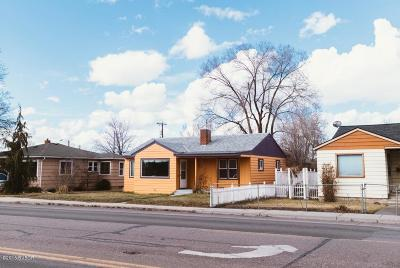 Missoula Single Family Home For Sale: 1836 South W Ave