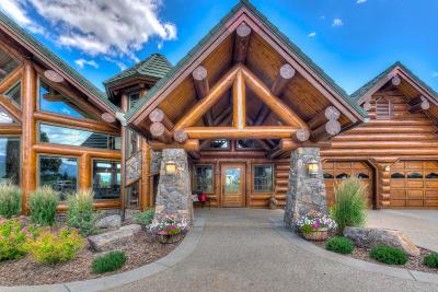 Stevensville Single Family Home For Sale: 2988 Hwy 93 N