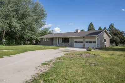 Ravalli County Single Family Home For Sale: 324 Christofferson Ln