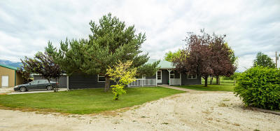 Ravalli County Single Family Home For Sale: 2323 Kelsey Ln