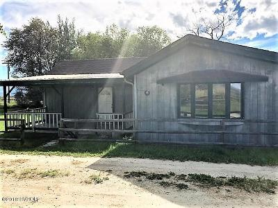 Ravalli County Single Family Home For Sale: 1164 N Sunset Bench Rd