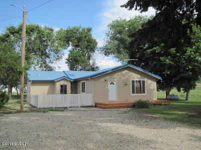 Ravalli County Single Family Home For Sale: 4486 Lone Rock School Rd
