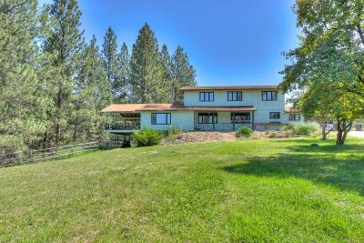 Ravalli County Single Family Home For Sale: 968 Coal Pit Rd