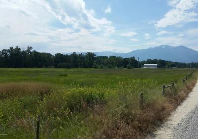 Ravalli County Residential Lots & Land For Sale: Nhn N North Burnt Fork Rd