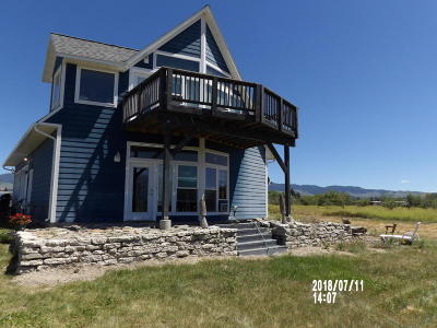 Ravalli County Single Family Home For Sale: 1001 Continental Way