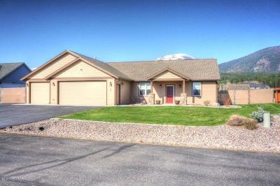Ravalli County Single Family Home For Sale: 254 South Trl