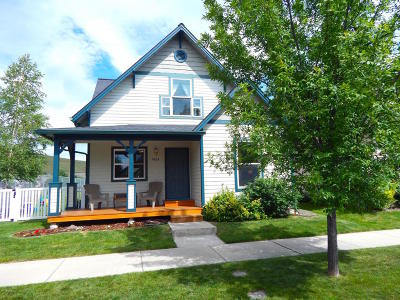 Missoula Single Family Home For Sale: 4824 Sonoma St