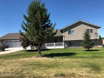 Ravalli County Single Family Home For Sale: 698 Rising Sun Ln