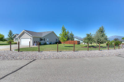 Ravalli County Single Family Home For Sale: 1119 Centennial Ln