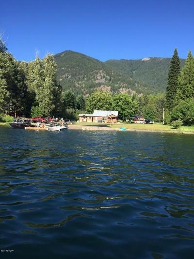 Single Family Home For Sale: 15910 Bull Lake Rd
