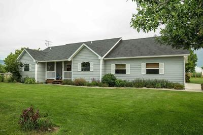 Ravalli County Single Family Home For Sale: 110 Como Vista Ln