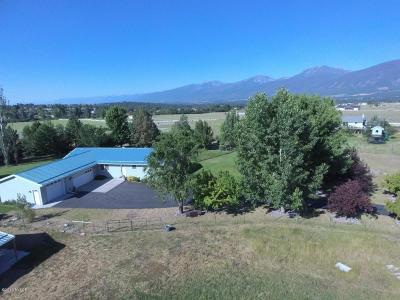 Ravalli County Single Family Home For Sale: 5574 Larson Ln